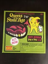 Queens of the stone age Single 3's & 7's Vinyl Gatefold Rock Metal Mint Rare