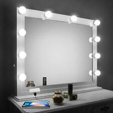 Kit De Luces Led Para Espejos De Maquillajes Para Chicas Incluye Usb Tocador