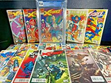 1st Appearance X-FORCE Lot 1 2-10 11 Polybag CGC 9.6 DEADPOOL CARD NM New Mutant