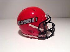 CUSTOM (CASEIH) CASE INTERNATIONAL MINI FOOTBALL HELMET