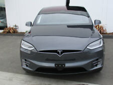 2016-2018 Tesla Model X STO-N-SHO Removable Front License Bracket