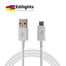 CAVO USB A MICRO USB USB CABLE TO MICRO USB LUNGHEZZA 90CM COLORE BIANCO WHITE