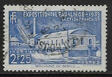 FRANCE 1939 Water Exhibition SG 644 Used