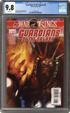 Guardians of the Galaxy #8A Langley CGC 9.8 2009 3745923016