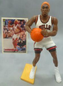 LOOSE 1996 STARTING LINEUP SLU FIGURE DENNIS RODMAN CHICAGO BULLS