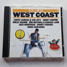Atlantic Jazz – West Coast (CD) – Mint Condition*