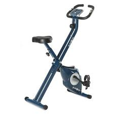 Cs Cyclette Ergometro Cardio Bike Camera Bici Training Fitness Pieghevole Train