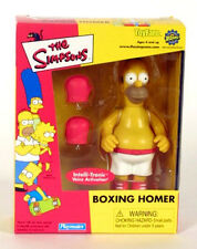 The Simpsons Collection_Boxing Homer action figure_Exclusive Limited Edition_Mib