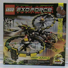 LEGO Exo-Force 8117 Storm Lasher New Sealed