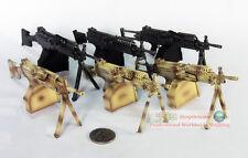 "DAMTOYS 1:6th Weapon Model MK24 sub-weapon pistol model F 12/"" Figure"