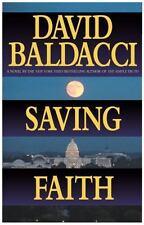 Saving Faith, David Baldacci, 0446525774, Book, Good