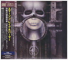 Emerson Lake & Palmer, Brain Salad Surgery 40th Anniversary Deluxe Edition (JPN)