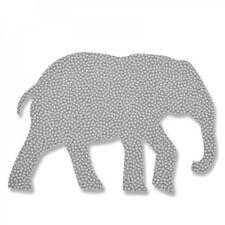 """Sizzix Bigz Cutting Die ELEPHANT  661693 3 1/4"""" x 4 3/4"""""""