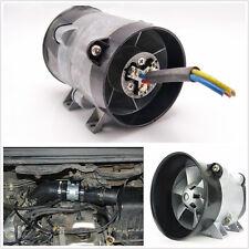 DC 12-15V 35000 rpm Car SUV Electric Turbine Power Turbo Charger Air Intake Fan