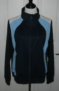 NWT G/Fore Women's Color Block Full Zip Golf Jacket Size XL Color Twilight $250