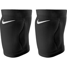Coppia Ginocchiere Volley Pallavolo Nike Streak VolleyBall Knee Pad Nero Imbott.