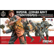 Meng Model HS-010 1/35 Imperial German Army Stormtroopers