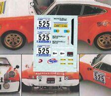 decal 1/43 PORSCHE 911 S Gr.5 BONOMELLI TARGA FLORIO 1973 Arena D566