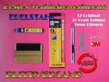 Best of eBay, 3 m Lame, 30 ° Degrés Cuttermesser Made in Japan +12 Tajima Lames