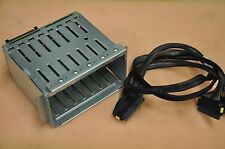 HP ML370 G5 Server SAS SFF 8-bay Drive Cage w/ Backplane and Cable 401415-B21