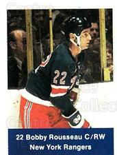 1974-75 NHL Action Stamps #182 Bobby Rousseau