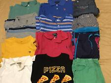 Lot Of Boys Clothing Size 8 10 EUC