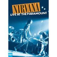 Nirvana - Live At Paramount Nuovo DVD
