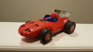 Vintage SPIDER-MAN CAR AZRAK-HAMWAY 1979