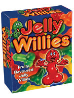 Ann Summers Fruit Jelly Willies Hen Stag Party Night Accessory Fun Gift Novelty