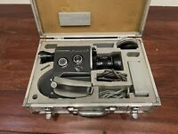 Canon Scoopic 16mm Film Movie Camera 13-76mm f1.6! Great Condition From Japan