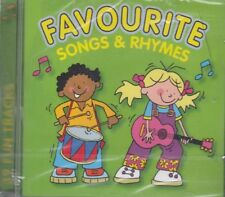 Favourite Songs & Rhymes CD NEW* Children Wheels On Bus Simple Simon Jack Jill