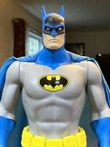 Batman Blue & Gray Jakks Pacific Big-Figs 19'' Action Figure