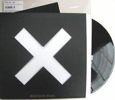 The XX LP debut XX + Promo Sheet Vinyl SEALED Mercury Prize Winner w/ Bonus Trk