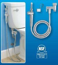 Handheld Toilet Bidet Personal Hygiene Diaper Sprayer Made in USA Aquaus ABT360