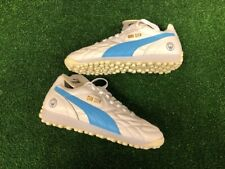 Puma King x Custom Man City Astro Trainers Size 5 Brand New in Box