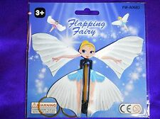 10 x Flying Fairy -  rubber band toy birthday party bag gift bulk lot wholesale