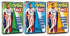3 DVD Capitan Nice (Ed. Limitata E Numerata) (3DVD)Captain Nice 1-2-3 SIGILLATI