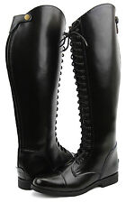 Hispar Women Ladies FLORANCE Field Horse Motorcycle Riding Boots Equestrian