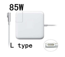"Original 85W MagSafe1 AC Adapter Charger for APPLE MacBook Pro 15"" 17"" A1343 (L)"