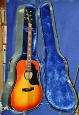 Excellent 1972 GIBSON SOUTHERN JUMBO DELUXE Acoustic, Pick-Up, VGCond. OHSC!