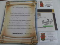 "WALT DISNEY ""ADVENTURERS CLUB SCROLL"" THE HISTORY, CLUB CARDS & KUNGALOOSH BONUS"