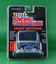 Racing Champions Mint Edition #1 1996 Dodge Viper GTS 1:55 Emblem & Vehicle MOC