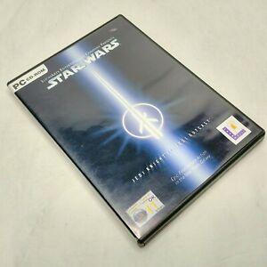 Star Wars Jedi Knight II: Jedi Outcast (PC:  2002) - uk  Version with manual VGC