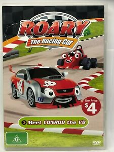 Roary The Race Car - Meet Conrod the V8 - DVD - AusPost with Tracking