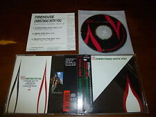 Firehouse / Christmas With You JAPAN ONLY OOP!!!!!!!!! *Y