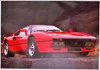 FOTO STAMPA - FERRARI 288 GTO - AUTOPRESSE - CM. 31,5 x 45