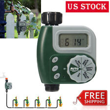 Digital Electronic Outdoor Garden Water Timer Controller Solenoid Valve Timer Uu