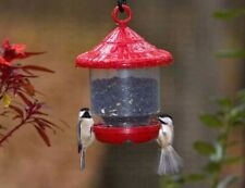 Songbird Essentials CLINGERS ONLY BIRD FEEDER (Red), FREE USA SHIPPING       #dm