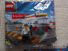 Lego V Power 40195 Shell Station Bagged - Item