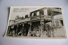 Rare Vintage RPPC Real Photo Postcard B1 California Buena  Knott's Berry Indian